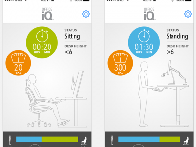 If Sitting Is The New Smoking, CES Showed How To Kick The Habit
