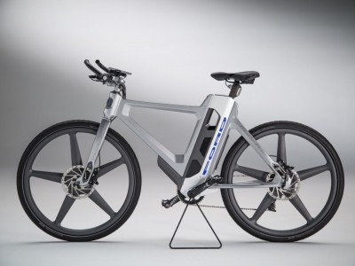 Ford's new smartbike vibrates to warn you about potholes