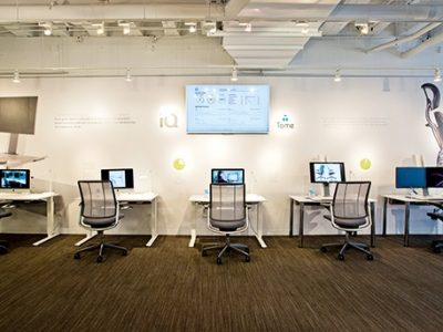 Focus: Humanscale & OfficeIQ