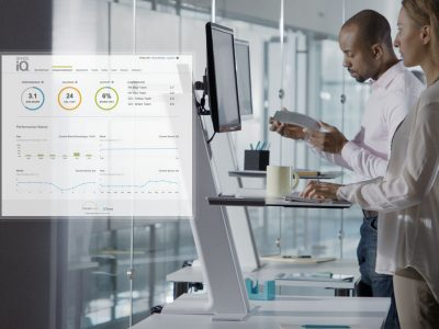Humanscale adds to its (Office)IQ at CES in Las Vegas
