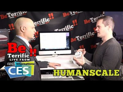 Humanscale at CES 2016! Improve your Health and Comfort at Work!
