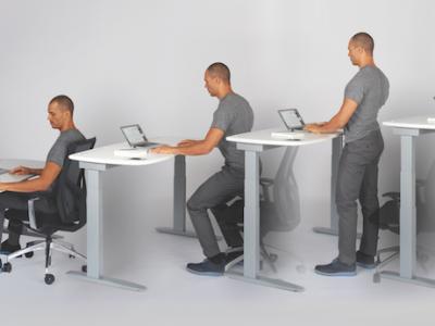 Smart Furniture in a Building Near You