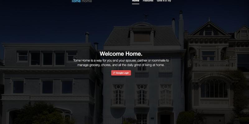 Lab Day - Home App