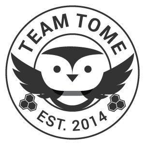 team tome badge