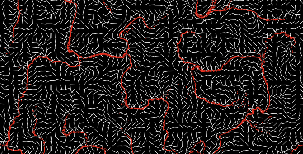 Procedurally Generated Art from Perlin Noise - Tome