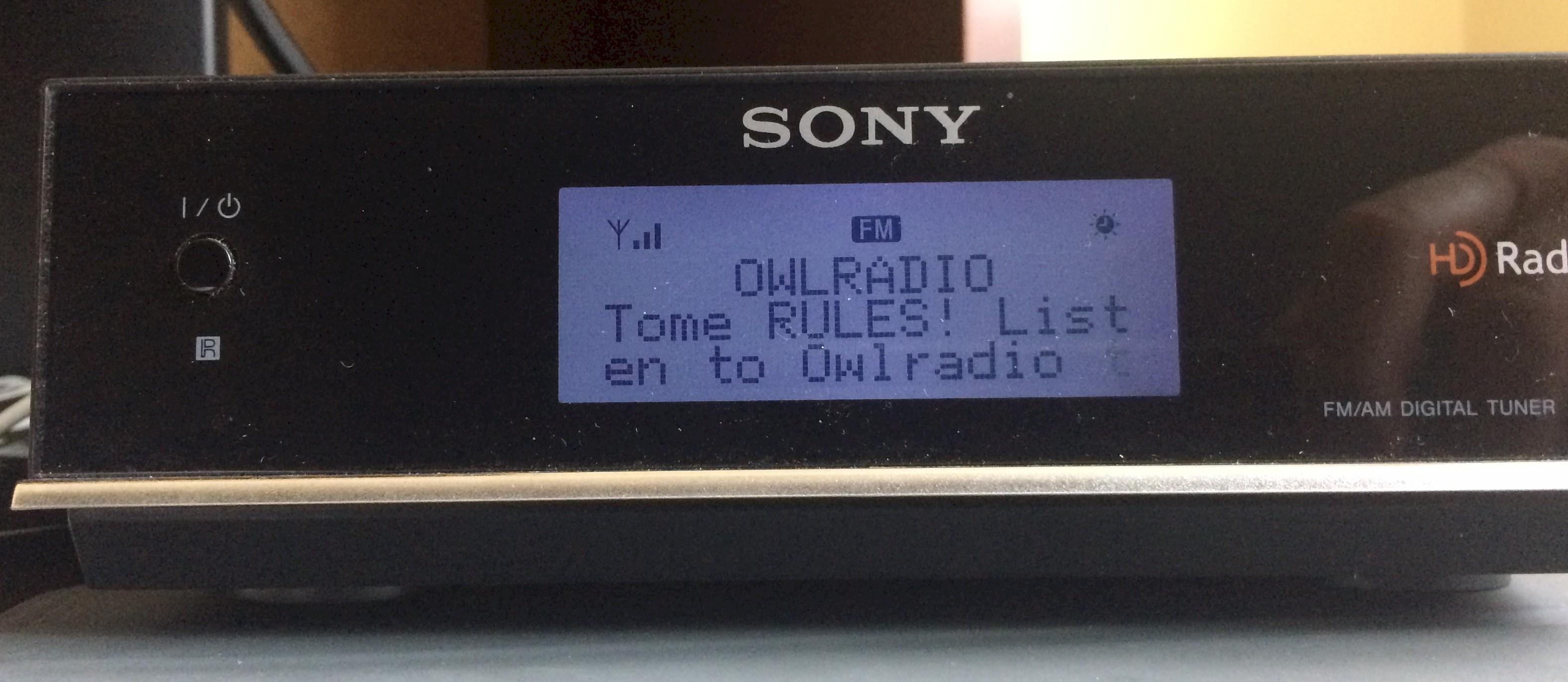 Building an FM/RBDS Transmitter using a RasPi Zero - Tome
